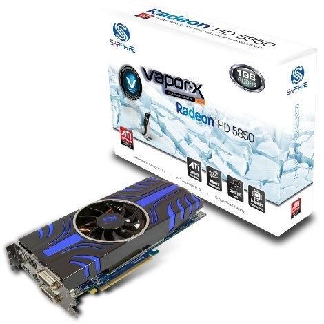 Sapphire, Radeon HD 5850 Vapor-X ve Radeon HD 5850 Toxic modellerini duyurdu
