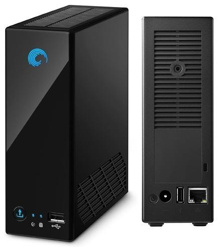 Seagate'den yeni ağ depolama sunucusu: BlackArmor 110