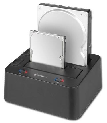 Sharkoon, USB 3.0 destekli sabit disk istasyonunu duyurdu