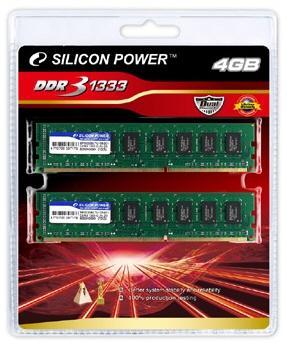 Silicon Power'dan Core i5 ve Core i7 işlemciler için yeni bellek kitleri