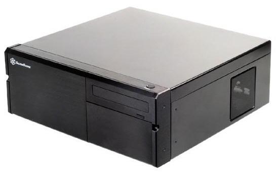 SilverStone'dan medya bilgisayarları (HTPC) için yeni kasa; GD03