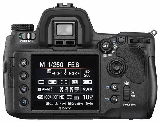 Sony'nin yeni DSLR kamerası Alpha 850 detaylandı