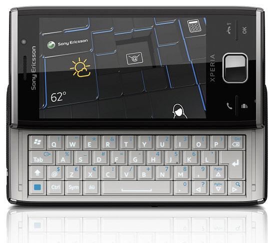 Sony Ericsson XPERIA 2 son çeyrekte satışa sunulacak