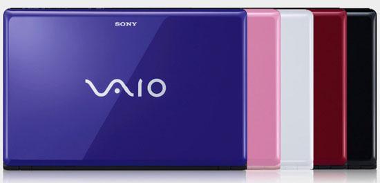 Sony'den yeni dizüstü bilgisayar: Vaio CW