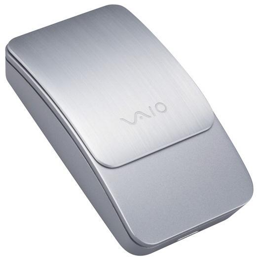 Sony'den tasarımıyla dikkat çeken Bluetooth fare; VGP-BMS10