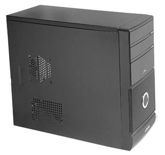 Spire'dan kompakt sistemler için microATX kasa; Panther