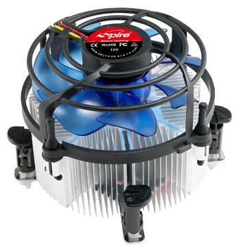 Spire'dan alternatif işlemci soğutucusu: Storm 954