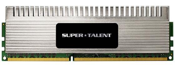 Super Talent, Chrome serisi üç kanal DDR3 bellek kitlerini duyurdu