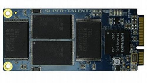 Super Talent, Asus Eee PC serisi netbook'lar için yüksek hızlı SSD'ler hazırladı