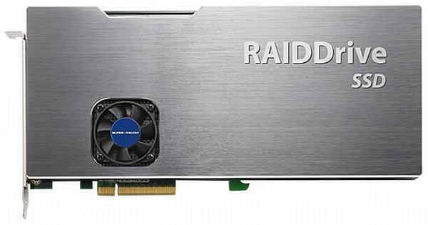 RAIDDrive SSD ailesiyle 1.4GB/sn okuma hızı