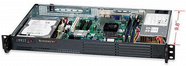 SuperMicro, Atom işlemcili yeni sunucusunu gösterdi