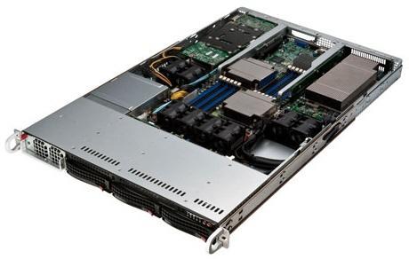 Computex 2009: Supermicro'dan Nvidia Tesla tabanlı sunucular