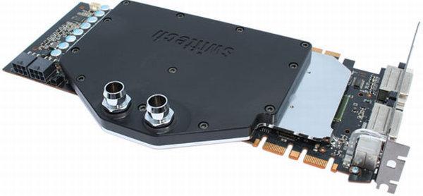Swiftech Komodo; GeForce GTX 285 için yeni su soğutma bloğu