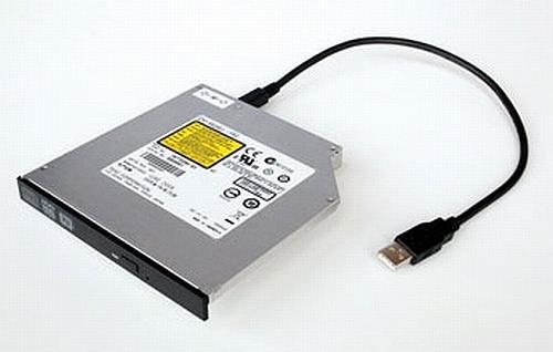 Teac'den netbook'lar için 8x hızında kayıt yapabilen harici DVD yazıcı