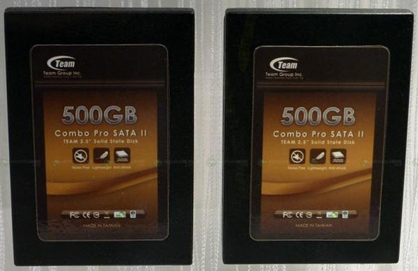 Computex 2009: Team Group 500GB kapasiteli SSD modelini gösterdi