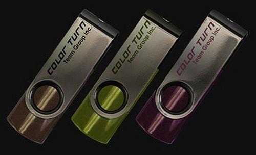 Team Group, Color Turn serisi yeni USB bellek ailesini duyurdu