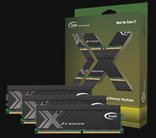 Team Group, 2GHz'de çalışan üç kanal DDR3 bellek kitlerini duyurdu