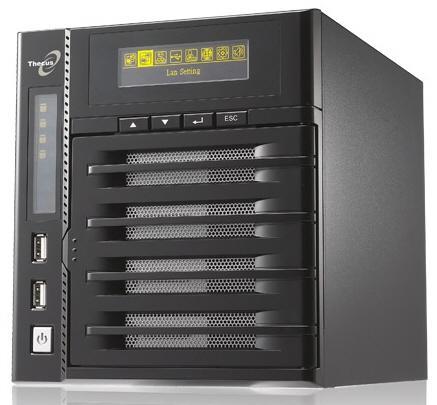 Thecus yeni ağ depolama sunucusu N4200'ü satışa sundu