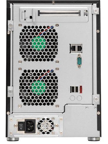 Thecus 7 sürücülü yeni ağ depolama sistemi: N7700+