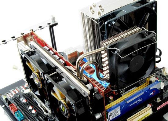 Thermalright ATi Radeon HD 4870 ve 4890 için iki yeni VRM soğutucusu hazırladı