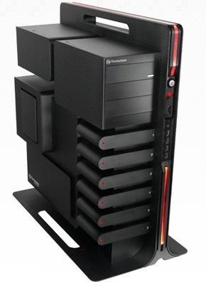 Ve Thermaltake Level 10, 690$'lık fiyat etiketiyle satışa sunuluyor