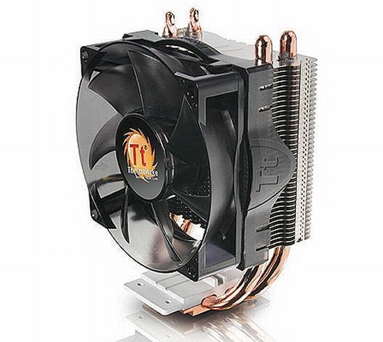 Thermaltake'den Core i5 işlemciler için yeni soğutucu; Silent 1156
