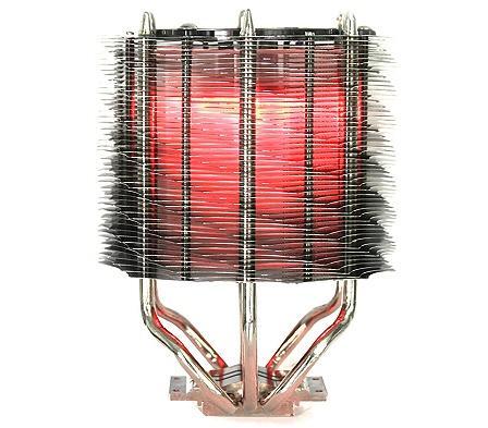 Thermaltake'den yeni işlemci soğutucusu; SpinQ VT
