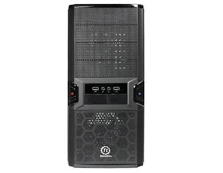 Thermaltake'den maliyet odaklı yeni kasa: V3 Black Edition