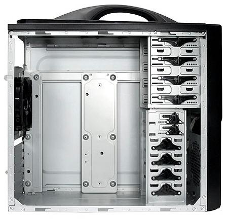 Thermaltake'den mid-tower segmenti için yeni kasa; WingRS 301