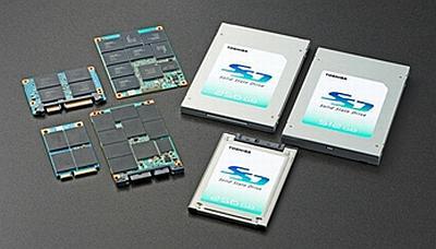 Toshiba SSD sürücülerinde 32nm NAND flash yonga kullanmaya başlıyor