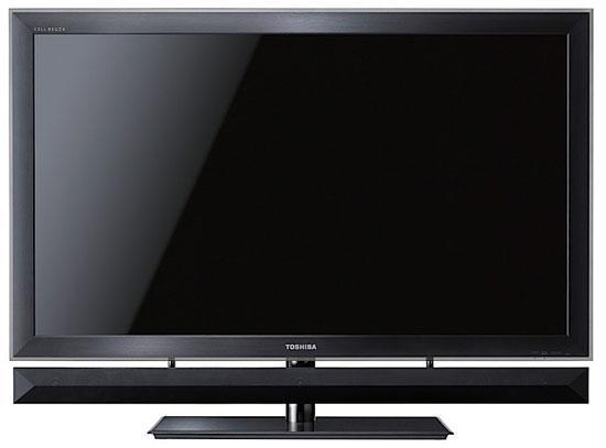Ve Toshiba Cell işlemcili ilk LCD HDTV modelini duyurdu: Regza 55X1