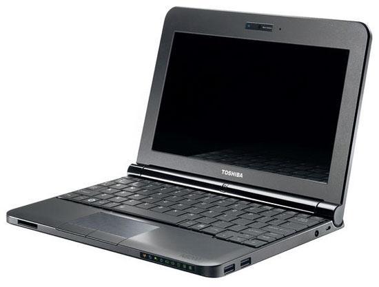 Toshiba yeni netbook modelini duyurdu; NB200
