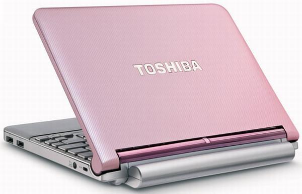 Toshiba netbook ailesini NB205 modeliyle genişletiyor