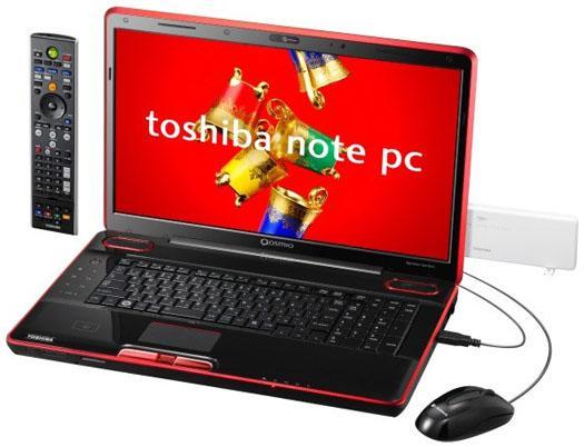 Toshiba'dan SpursEngine donanımlı yeni dizüstü bilgisayar: Qosmio G60