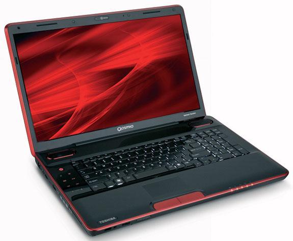 Toshiba'dan yüksek performans sınıfı yeni dizüstü bilgisayar; Qosmio X500