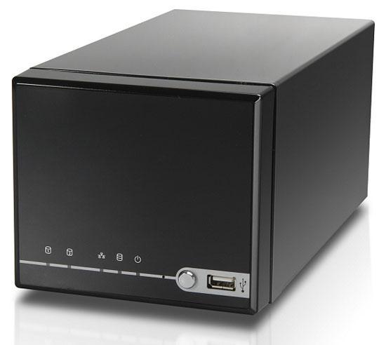 VIA'dan yeni ev depolama ve ağ sunucusu; NSD7200