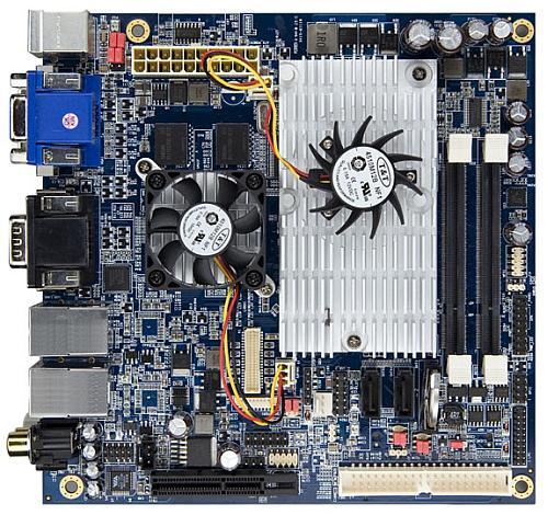 Mini-ITX devrimi: VIA ve Intel'den iki yeni
