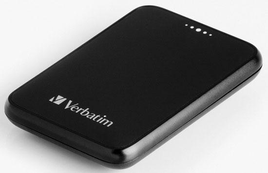 Verbatim yeni harici diski Pocket Drive'ı satışa sundu