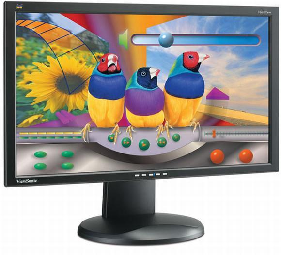 ViewSonic'den yeni LCD monitör; Full HD destekli VG2427 hazır
