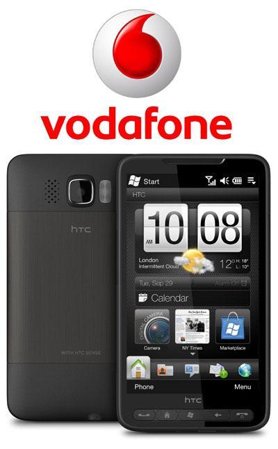 Vodafone, iPhone için HTC HD2'den vaz mı geçiyor ?
