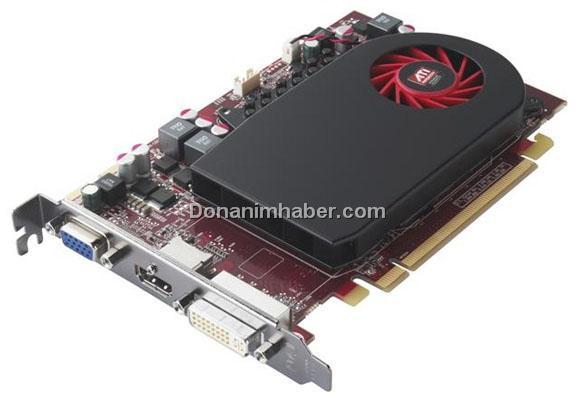 ATi Radeon HD 5670 çıktı; DirectX  11 desteği 99$ seviyesinde