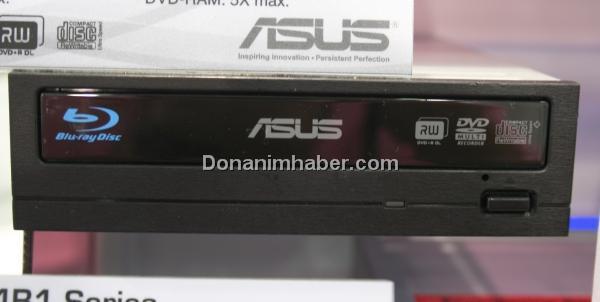 Computex 2009: Asus en yeni optik sürücülerini sergiledi