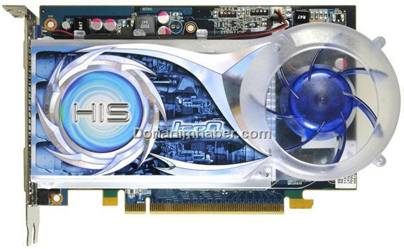 HIS Radeon HD 5670 ICEQ modelini duyurdu