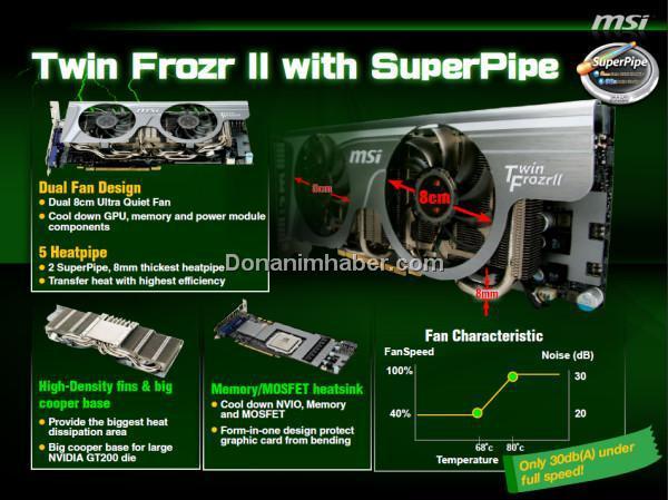 MSI GeForce GTX 275 Lightning ile yeni dünya rekoru