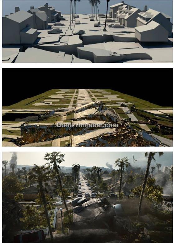 Nvidia: 2012 filminin görsel efektleri Quadro serisi kartlarla hazırlandı