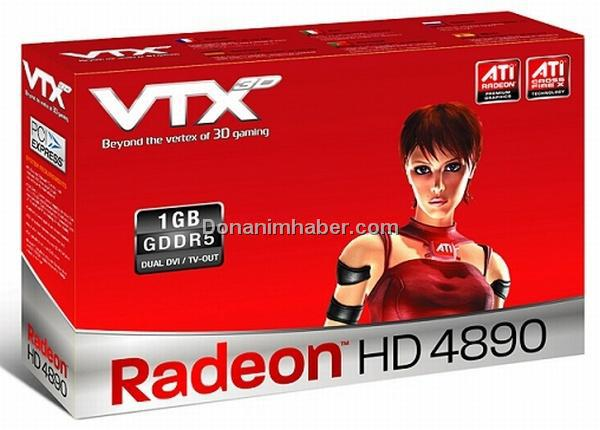 Computex 2009: TUL VTX3D isimli yeni ekran kartı markasını tanıttı