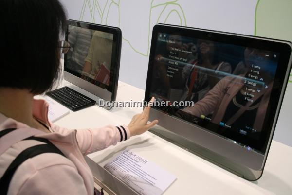 Computex 2009: Asus Eee Top PC serisinin en iddialı üyesi de fuardaydı