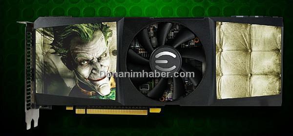 EVGA ve Nvidia'nın Cadılar Bayramı sürprizi: GeForce GTX 275 CO-OP PhysX