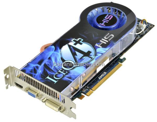 HIS Radeon HD 4870 ICEQ4 modelini güncelledi