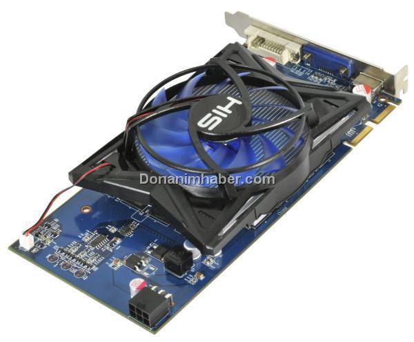 HIS Radeon HD 4850 iCooler IV modelini kullanıma sunuyor